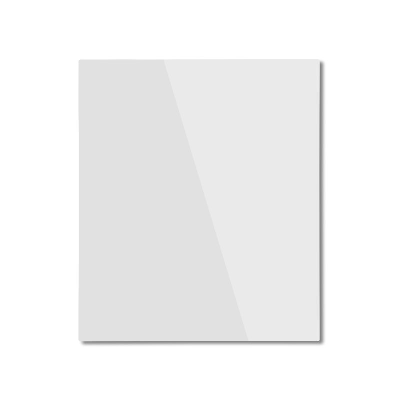 MEOW RAWWR Home Mounted Aluminum Print by xydxydxydxydxydxyd