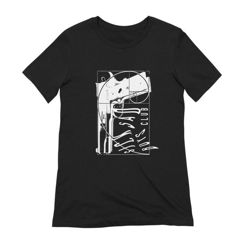 Golden Boys Club Women's Extra Soft T-Shirt by xydxydxydxydxydxyd