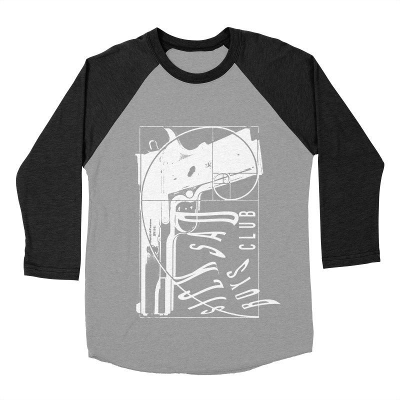 Golden Boys Club Women's Baseball Triblend Longsleeve T-Shirt by xydxydxydxydxydxyd