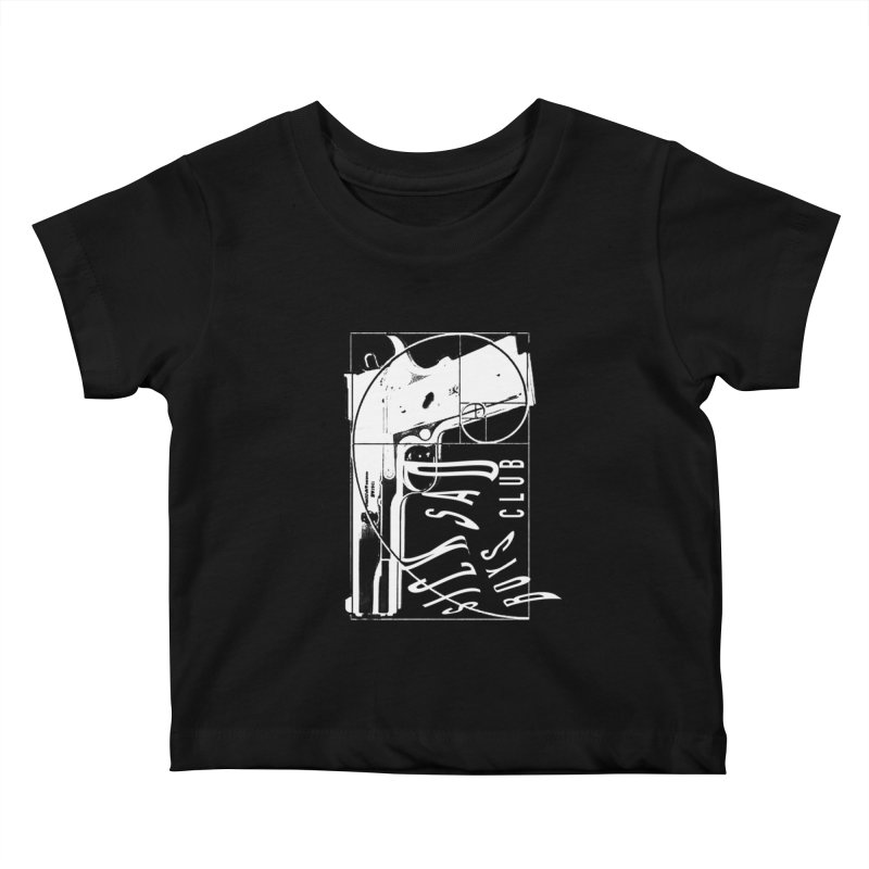 Golden Boys Club Kids Baby T-Shirt by xydxydxydxydxydxyd