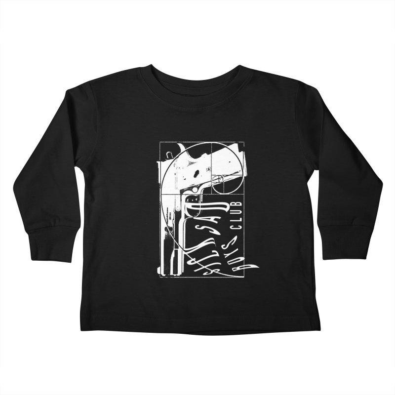 Golden Boys Club Kids Toddler Longsleeve T-Shirt by xydxydxydxydxydxyd