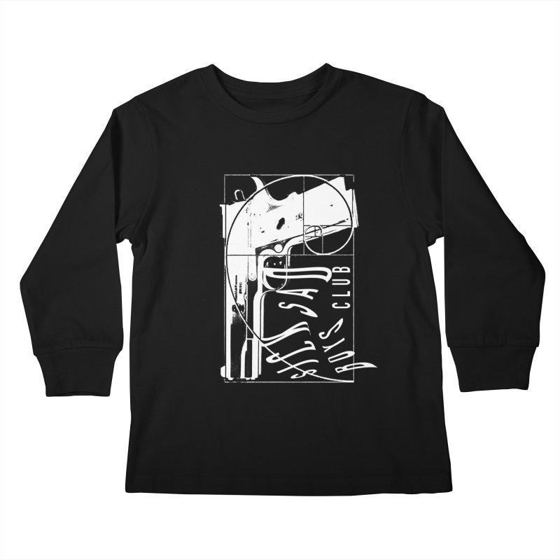 Golden Boys Club Kids Longsleeve T-Shirt by xydxydxydxydxydxyd