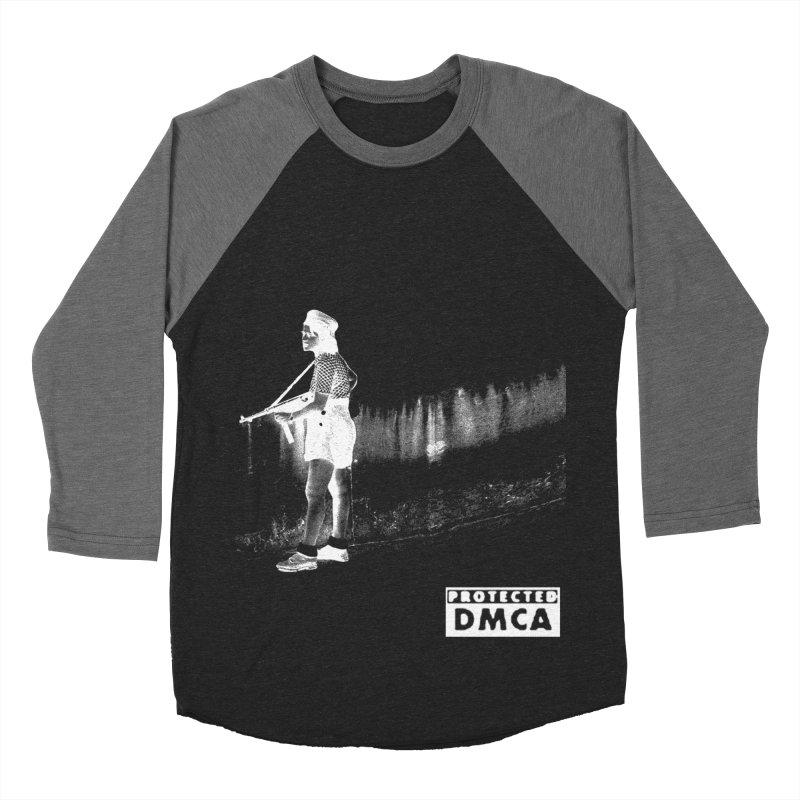 Undercover Women's Baseball Triblend Longsleeve T-Shirt by xydxydxydxydxydxyd