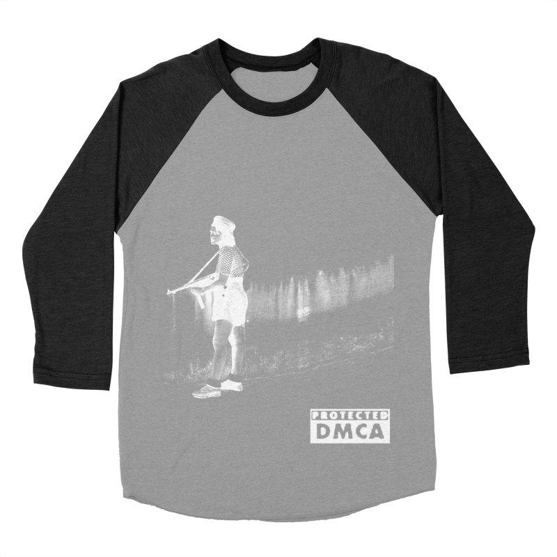Undercover Men's Baseball Triblend Longsleeve T-Shirt by xydxydxydxydxydxyd