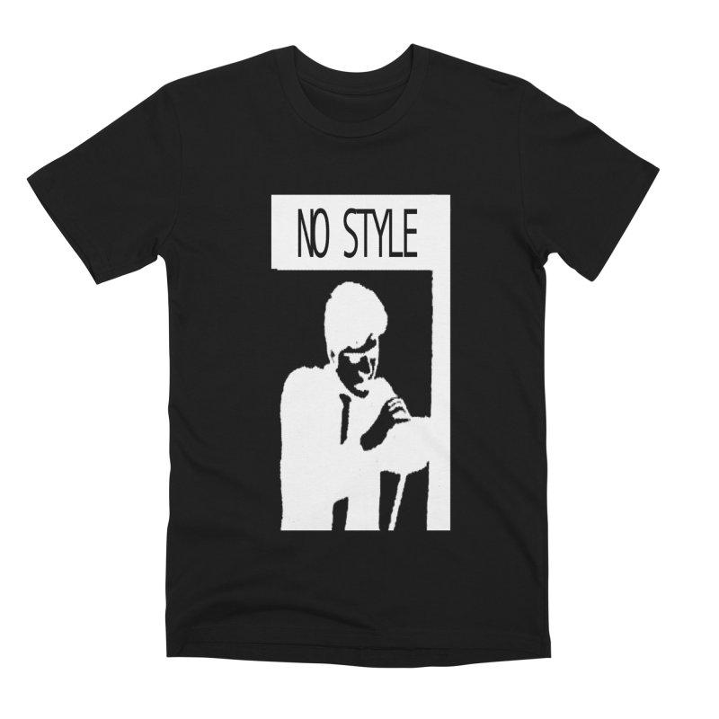 Style A'int Men's Premium T-Shirt by xydxydxydxydxydxyd