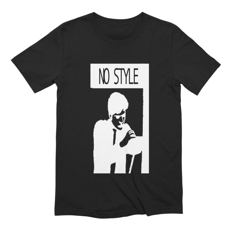 Style A'int Men's Extra Soft T-Shirt by xydxydxydxydxydxyd