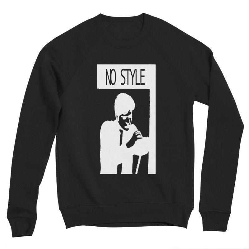 Style A'int Women's Sponge Fleece Sweatshirt by xydxydxydxydxydxyd