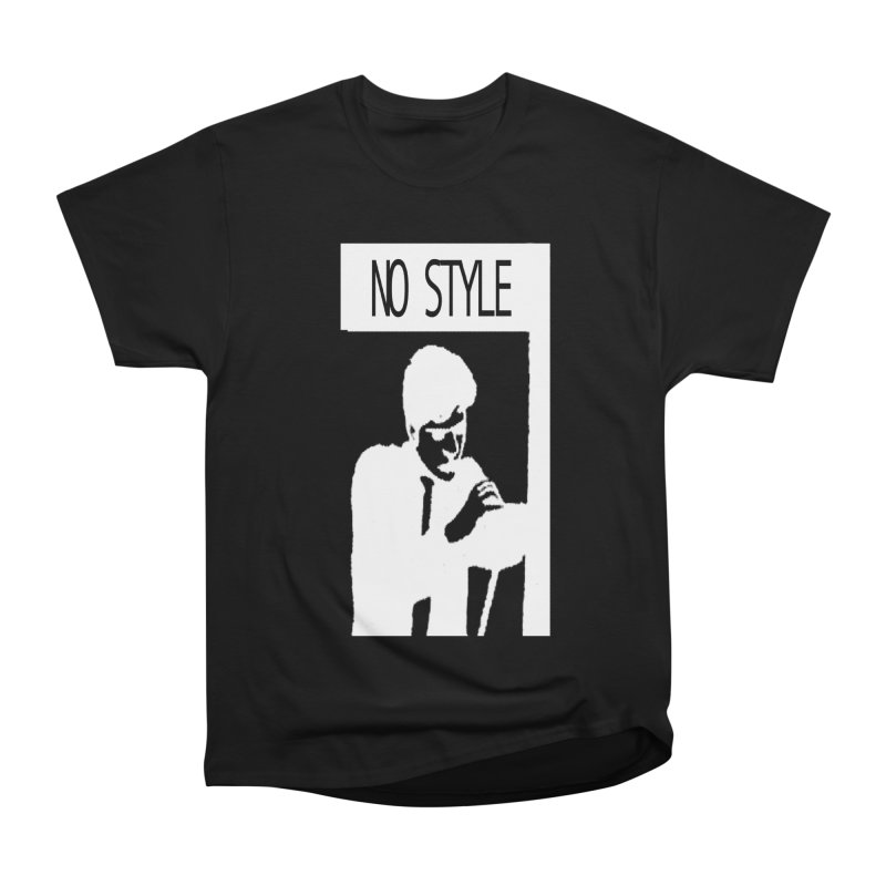 Style A'int Men's Heavyweight T-Shirt by xydxydxydxydxydxyd