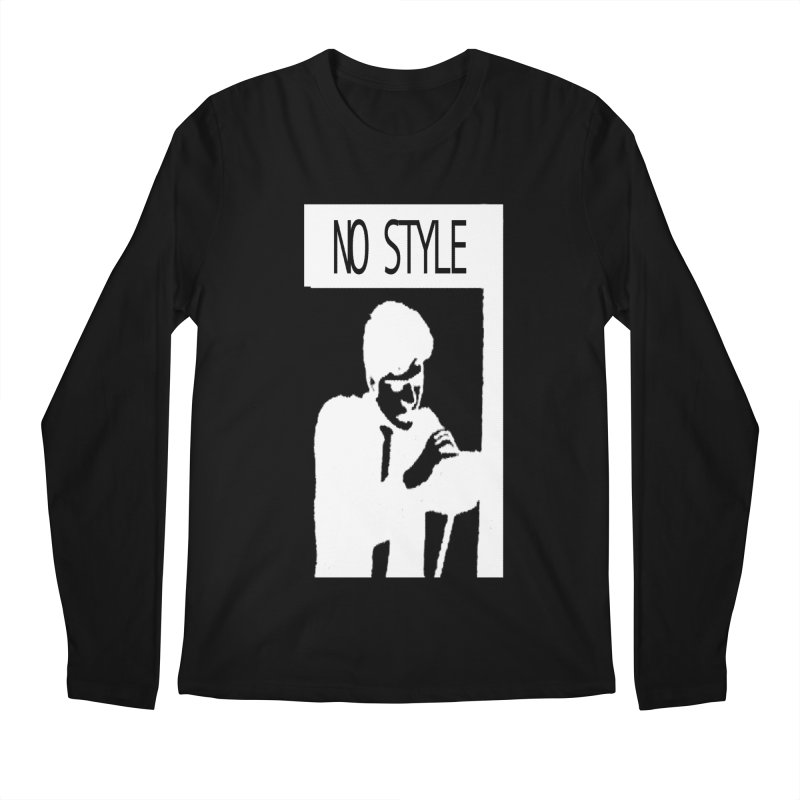 Style A'int Men's Regular Longsleeve T-Shirt by xydxydxydxydxydxyd