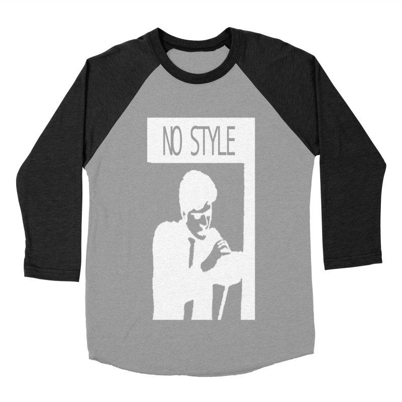 Style A'int Men's Baseball Triblend Longsleeve T-Shirt by xydxydxydxydxydxyd