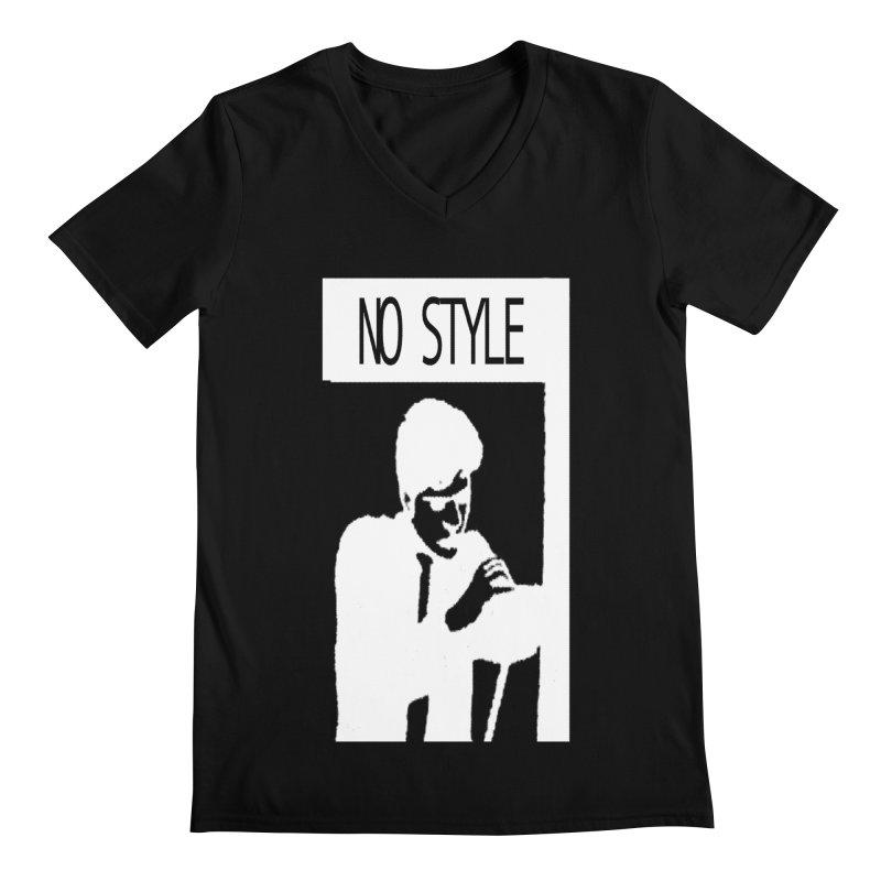 Style A'int Men's Regular V-Neck by xydxydxydxydxydxyd