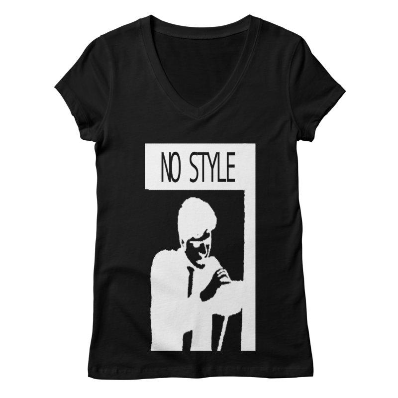Style A'int Women's Regular V-Neck by xydxydxydxydxydxyd