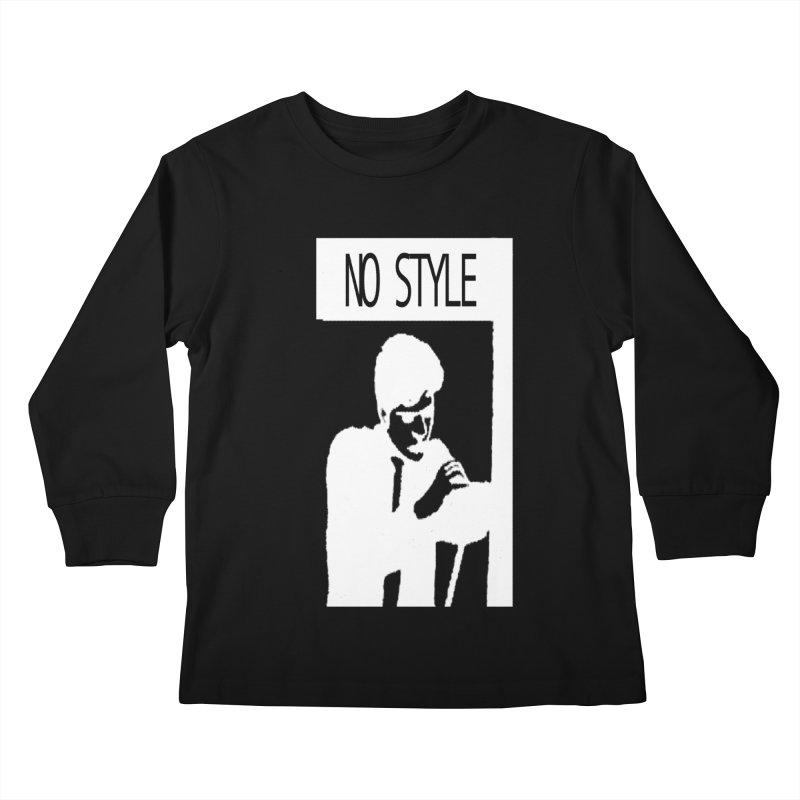 Style A'int Kids Longsleeve T-Shirt by xydxydxydxydxydxyd
