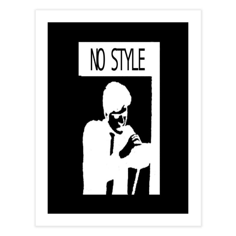 Style A'int Home Fine Art Print by xydxydxydxydxydxyd