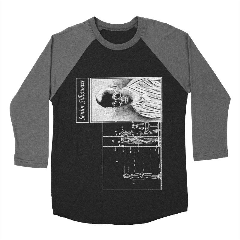 talking speaking listening Men's Baseball Triblend Longsleeve T-Shirt by xydxydxydxydxydxyd