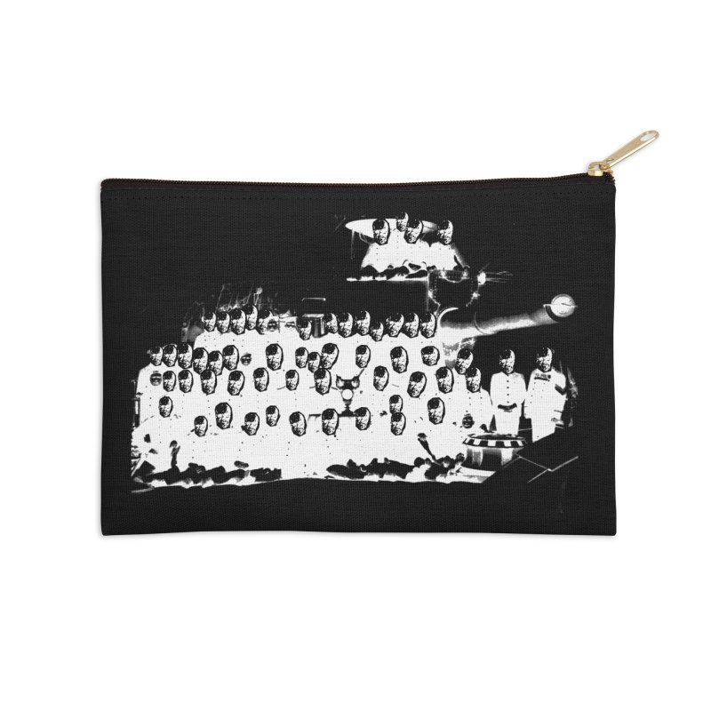Symposium Accessories Zip Pouch by xydxydxydxydxydxyd