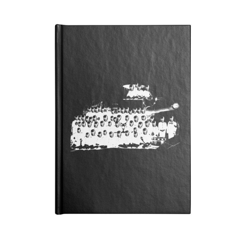 Symposium Accessories Blank Journal Notebook by xydxydxydxydxydxyd
