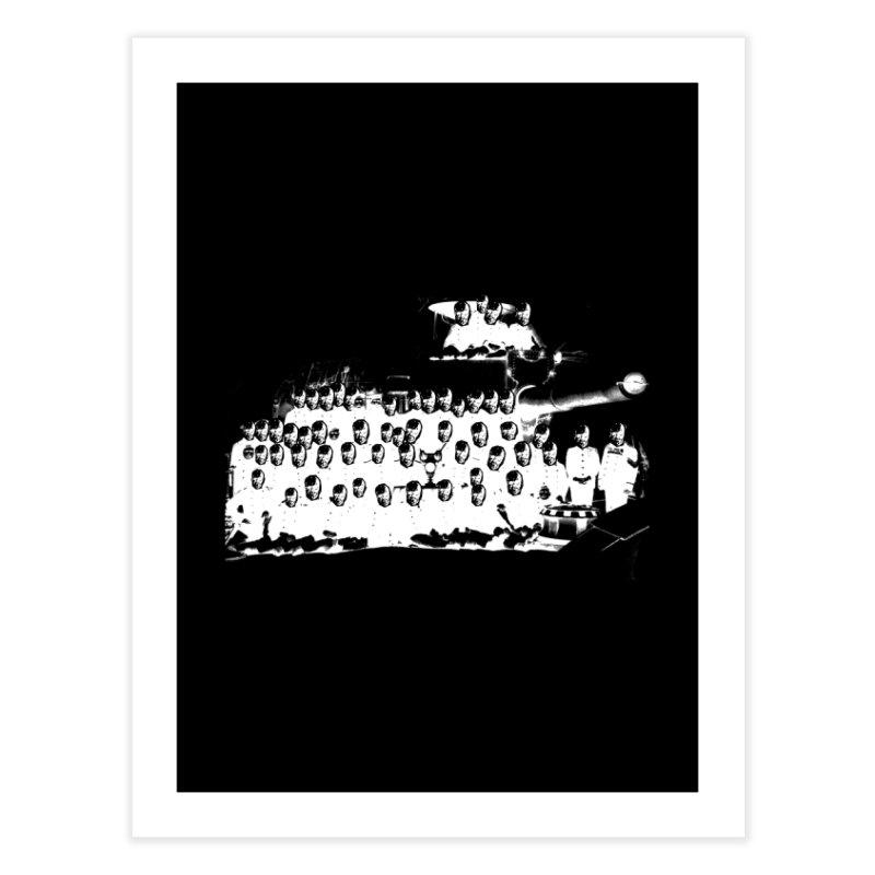 Symposium Home Fine Art Print by xydxydxydxydxydxyd