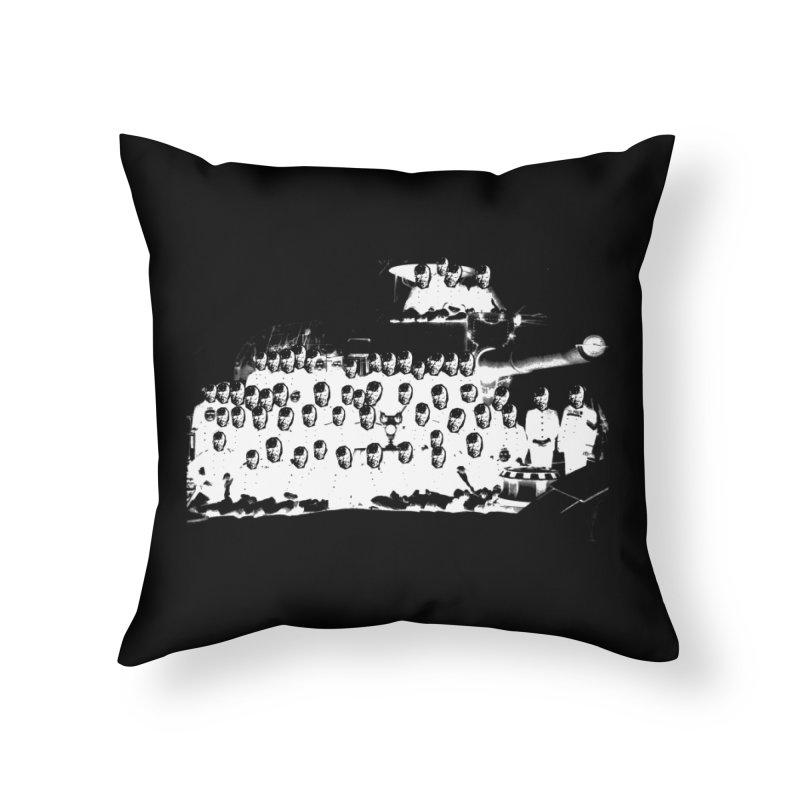 Symposium Home Throw Pillow by xydxydxydxydxydxyd