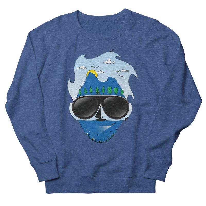 Mr. Adventure Men's Sweatshirt by xylentphree's Artist Shop