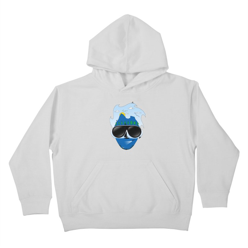 Mr. Adventure Kids Pullover Hoody by xylentphree's Artist Shop