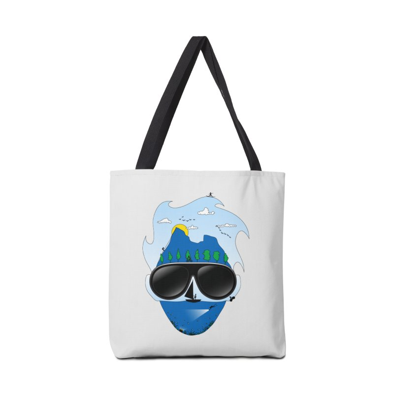 Mr. Adventure Accessories Bag by xylentphree's Artist Shop