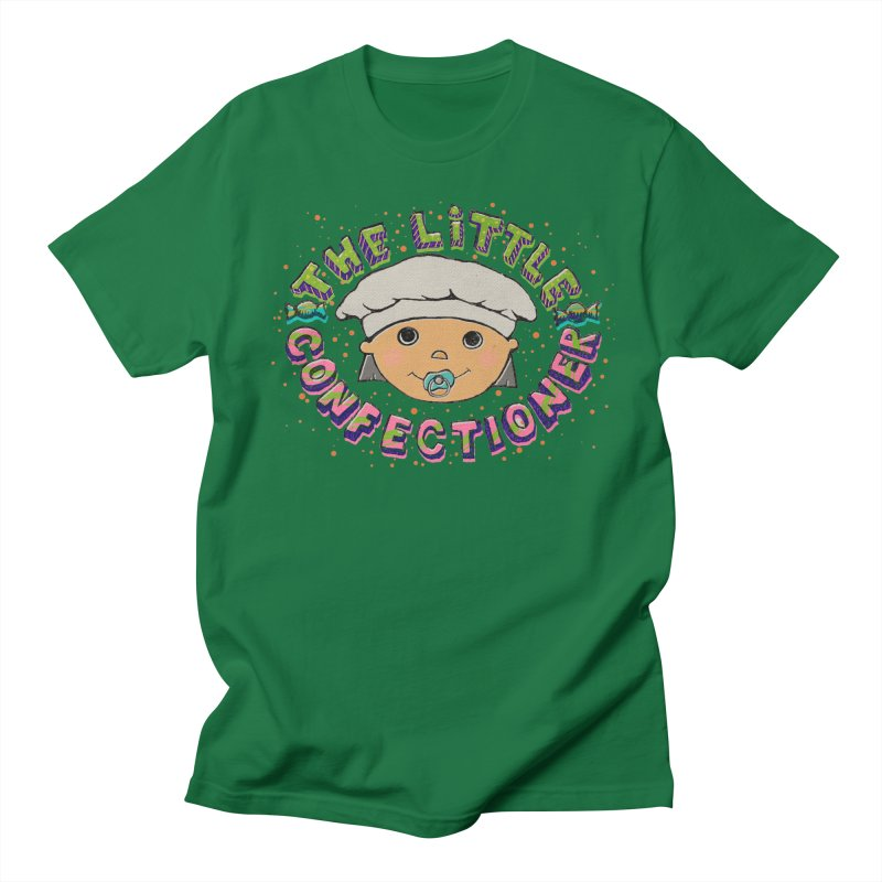 The Little Confectioner Women's Unisex T-Shirt by xylentphree's Artist Shop