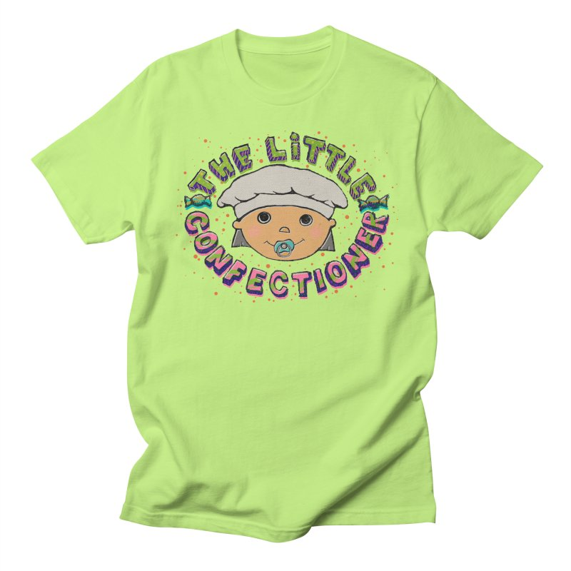 The Little Confectioner Women's Unisex T-Shirt by xylentphree's Artist Shop