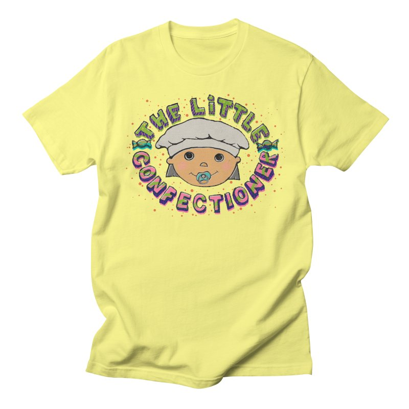 The Little Confectioner Women's Regular Unisex T-Shirt by xylentphree's Artist Shop