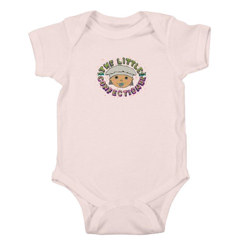 The Little Confectioner Kids Baby Bodysuit by xylentphree's Artist Shop