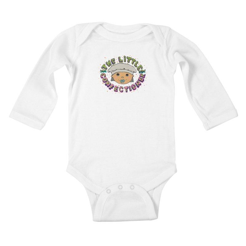 The Little Confectioner Kids Baby Longsleeve Bodysuit by xylentphree's Artist Shop