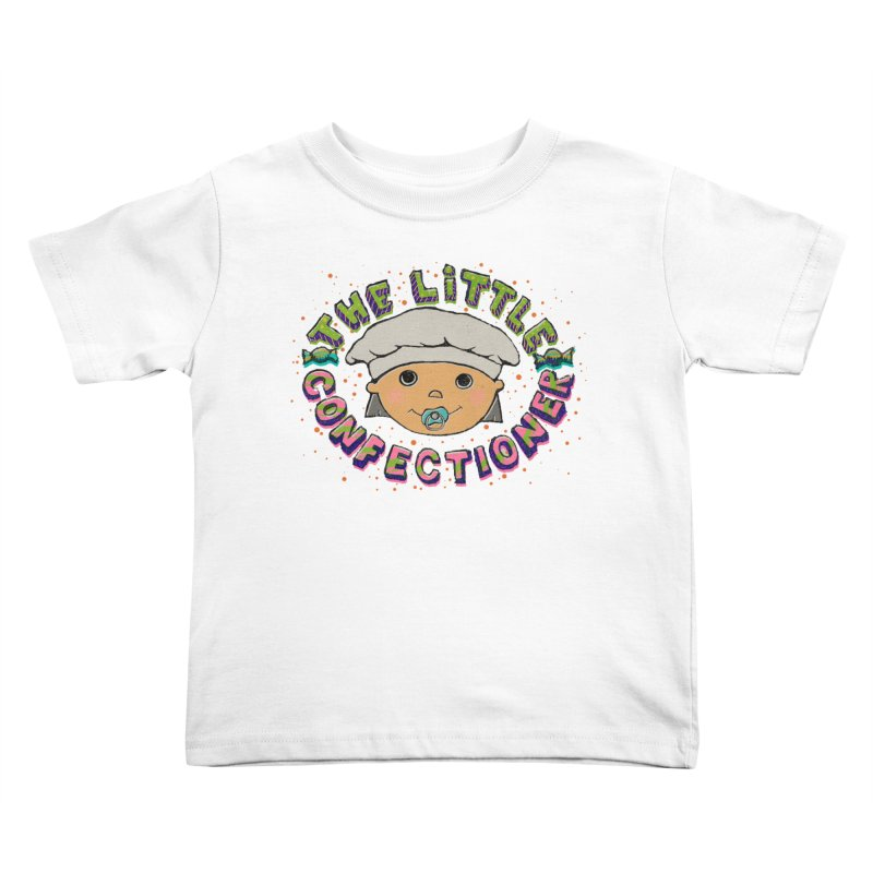 The Little Confectioner Kids Toddler T-Shirt by xylentphree's Artist Shop