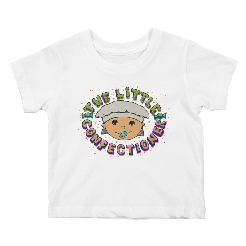 The Little Confectioner Kids Baby T-Shirt by xylentphree's Artist Shop