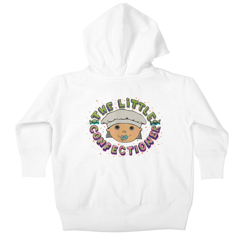 The Little Confectioner   by xylentphree's Artist Shop