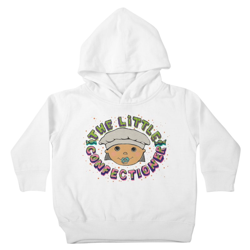 The Little Confectioner Kids Toddler Pullover Hoody by xylentphree's Artist Shop