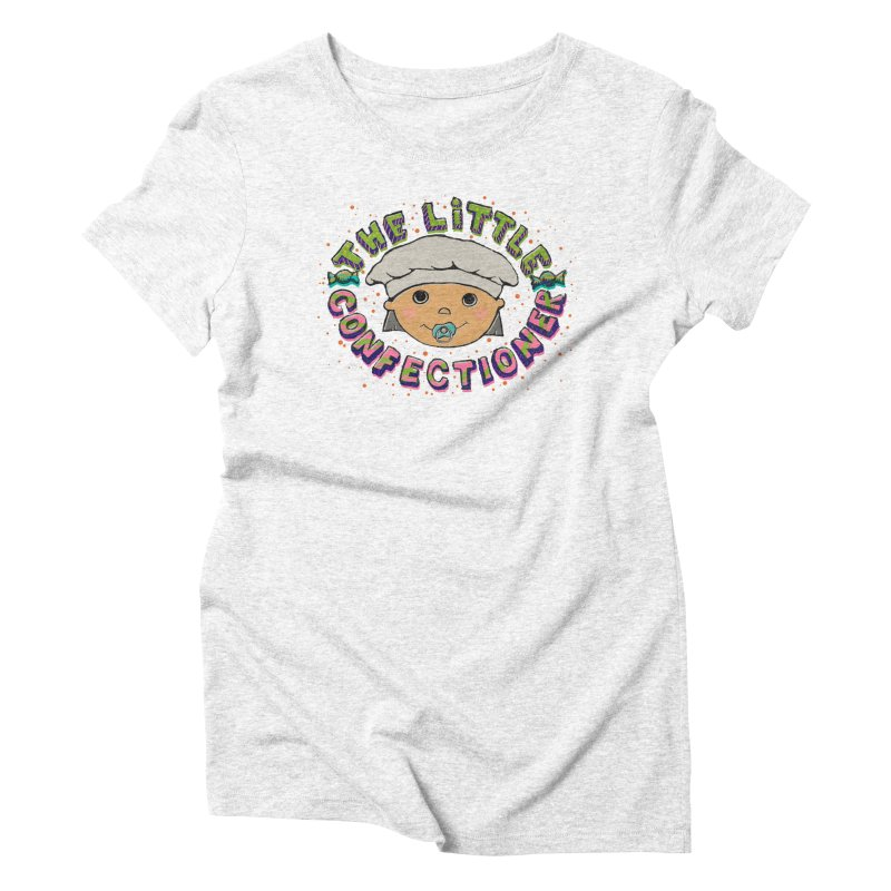 The Little Confectioner Women's Triblend T-shirt by xylentphree's Artist Shop