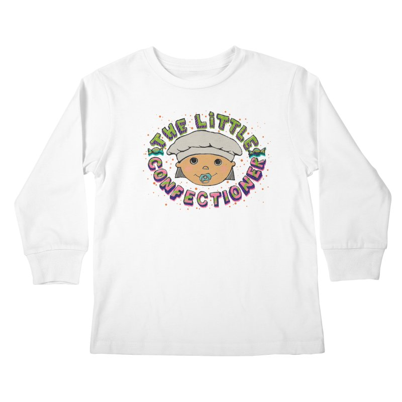 The Little Confectioner Kids Longsleeve T-Shirt by xylentphree's Artist Shop