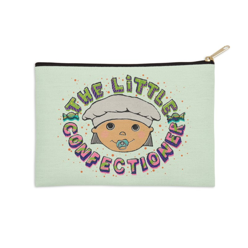 The Little Confectioner Accessories Zip Pouch by xylentphree's Artist Shop