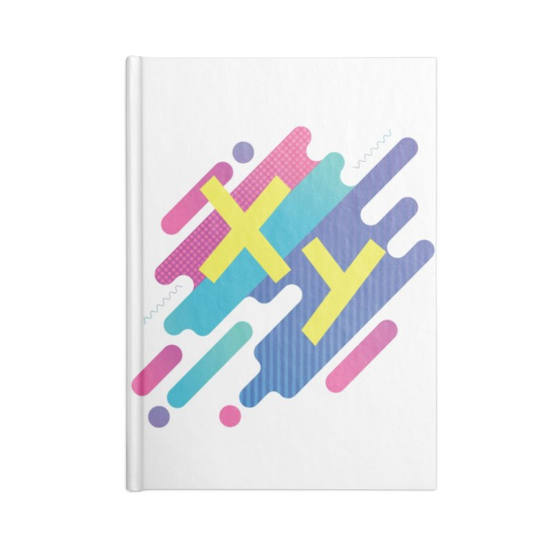 XY Circuit Accessories Blank Journal Notebook by XY The Brand