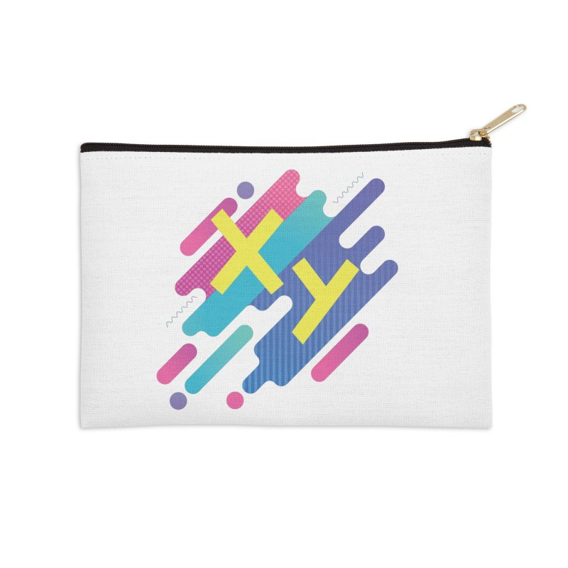 XY Circuit Accessories Zip Pouch by XY The Brand