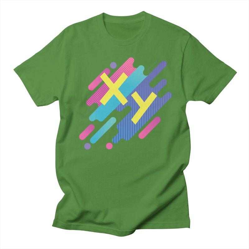 XY Circuit Men's Regular T-Shirt by XY The Brand