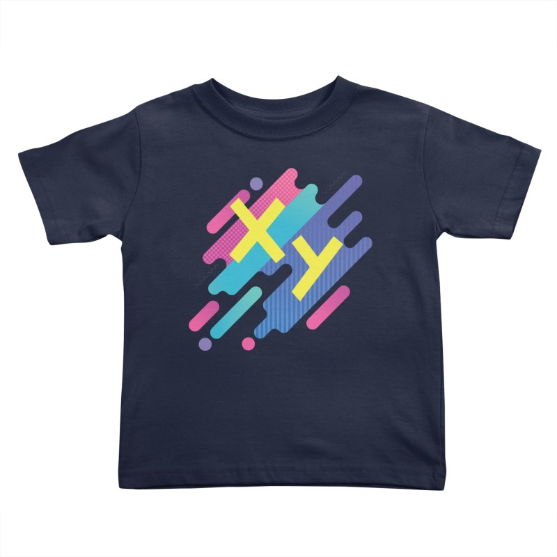 XY Circuit Kids Toddler T-Shirt by XY The Brand