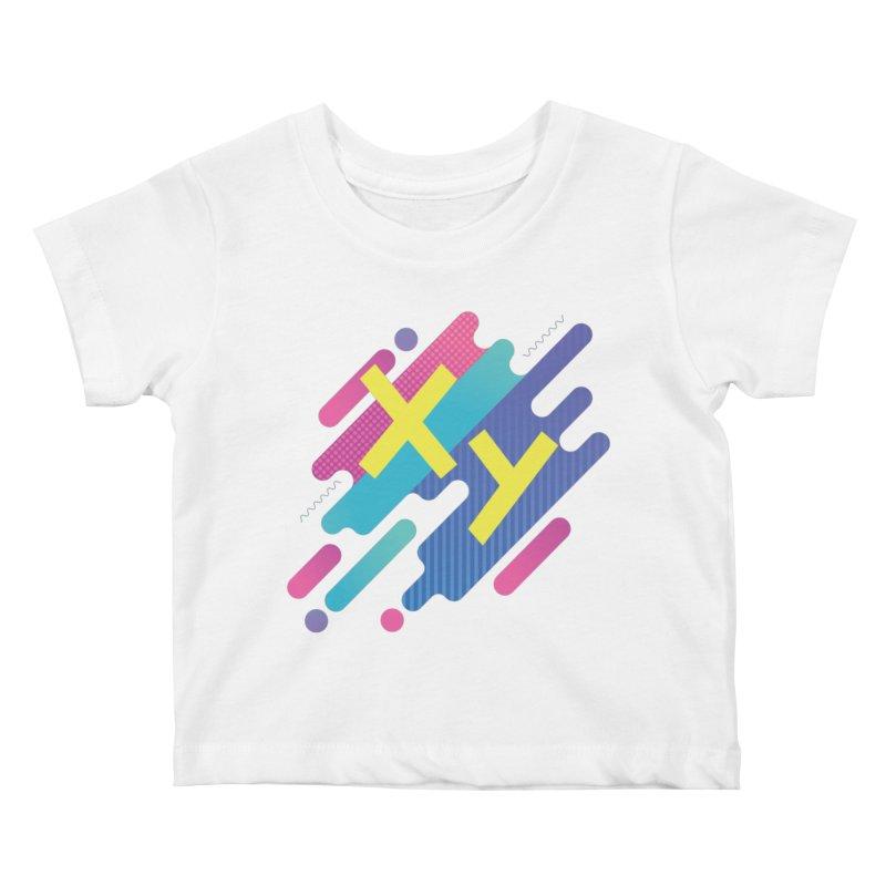 XY Circuit Kids Baby T-Shirt by XY The Brand