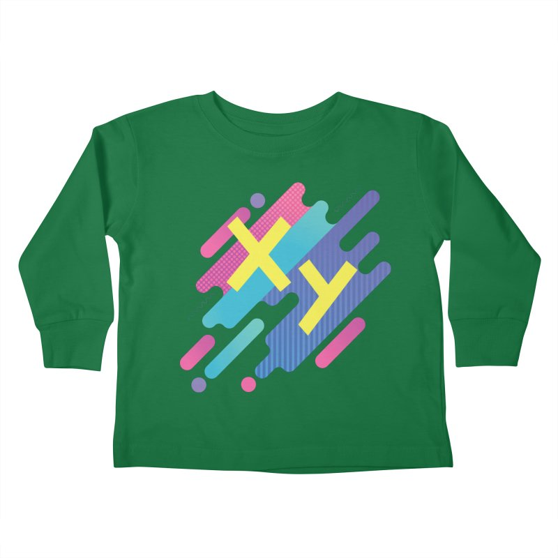 XY Circuit Kids Toddler Longsleeve T-Shirt by XY The Brand