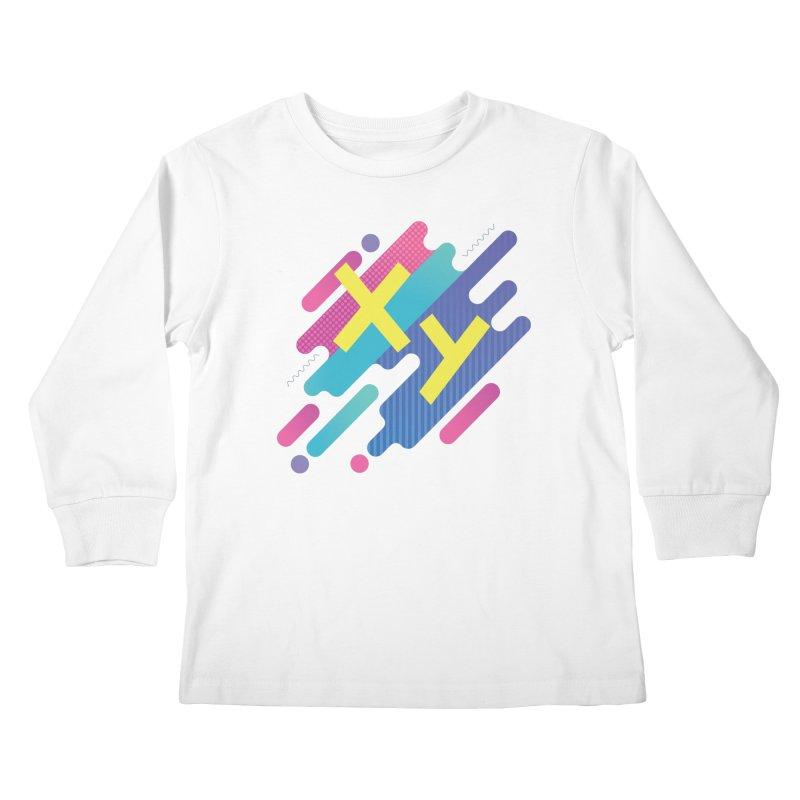 XY Circuit Kids Longsleeve T-Shirt by XY The Brand