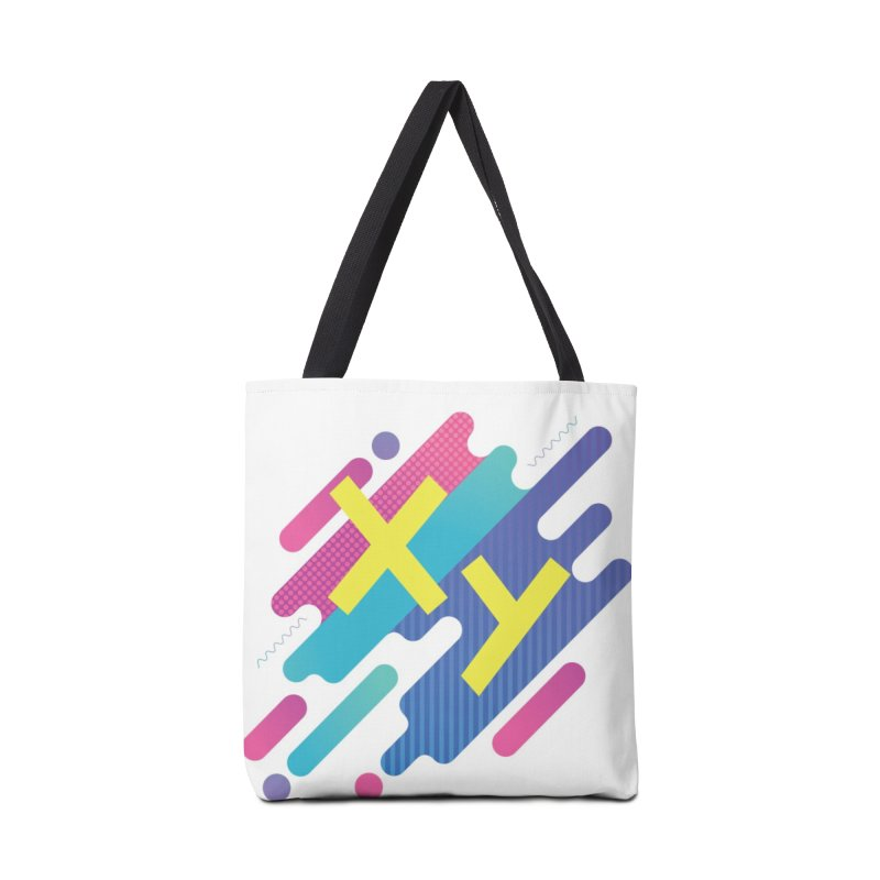 XY Circuit Accessories Tote Bag Bag by XY The Brand