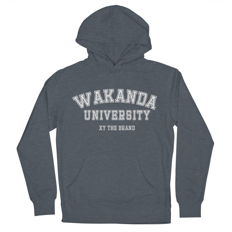 Wakanda University Women's French Terry Pullover Hoody by XY The Brand