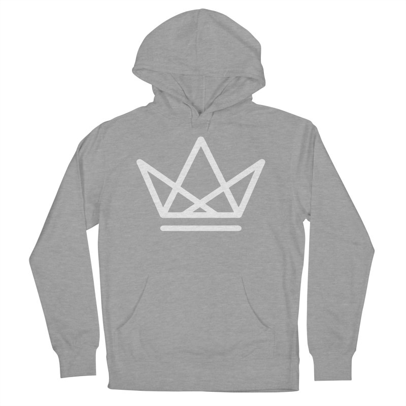 Triangles by XY Women's French Terry Pullover Hoody by XY The Brand