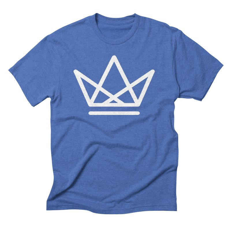 Triangles by XY Men's Triblend T-Shirt by XY The Brand