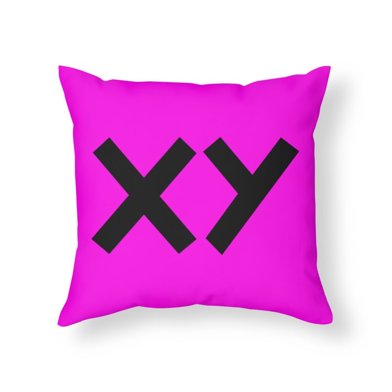XY Classics Home Throw Pillow by XY The Brand
